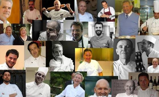 Gli chef protagonisti il 25 giugno da Ballotta